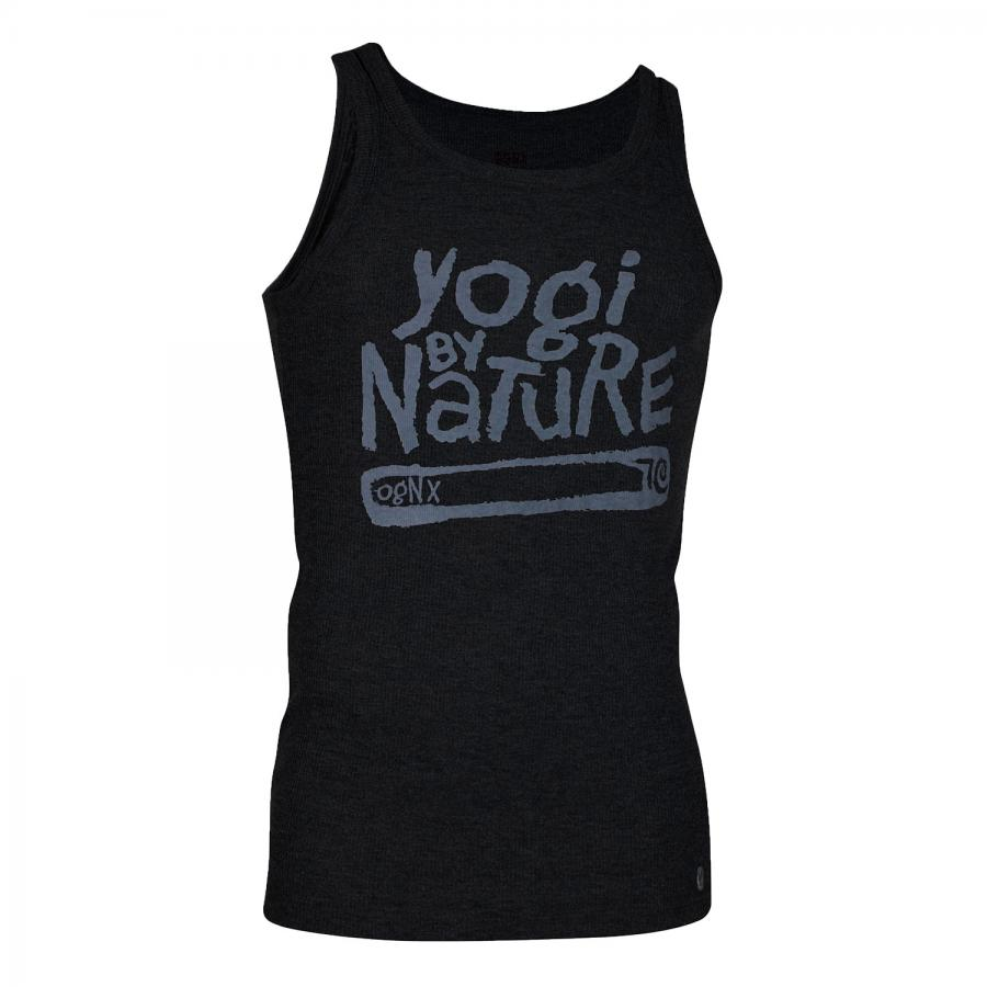 OGNX Tank Yogi by Nature, schwarz