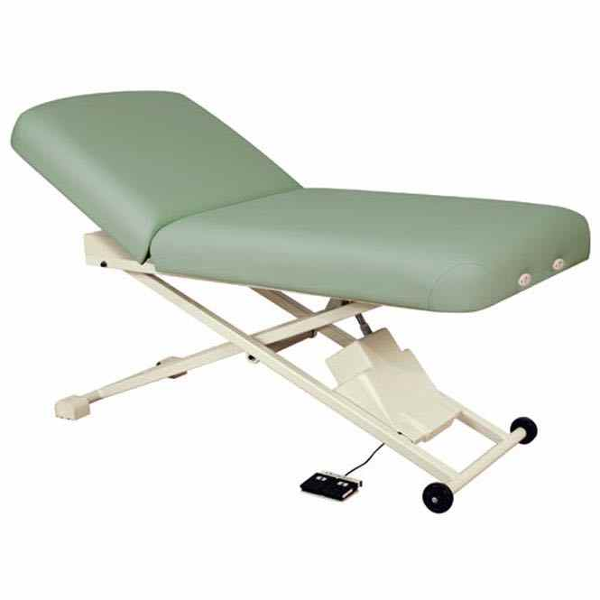 Table de massage Oakworks PROLUXE Lift-Assist Backrest Top
