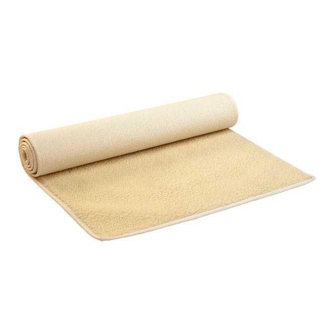 Schurwoll-Yogamatte SURYA Premium (umsäumt)