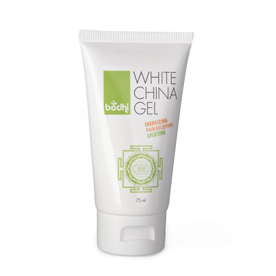 Bodhi Yoga, White China Gel 75 ml (Tube)