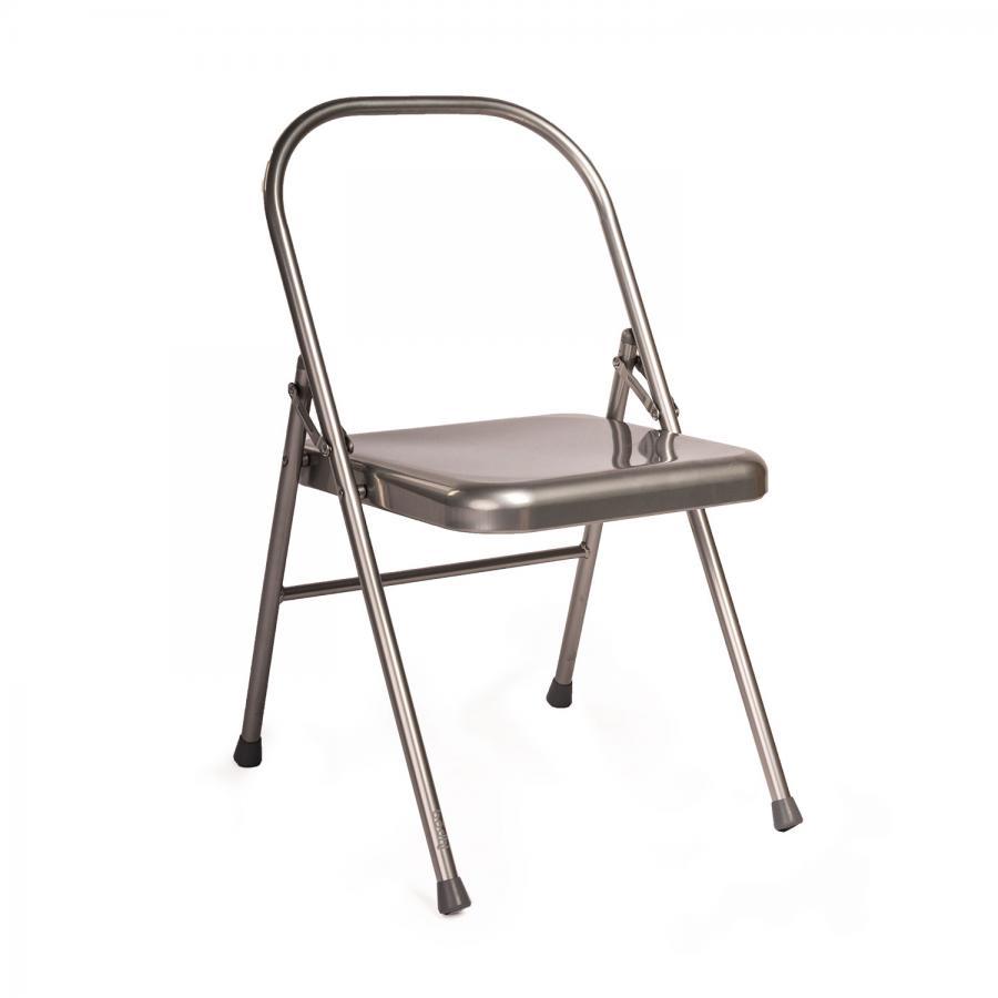 Chaise de yoga, nouveau modèle sans barre transversale avant - second choix