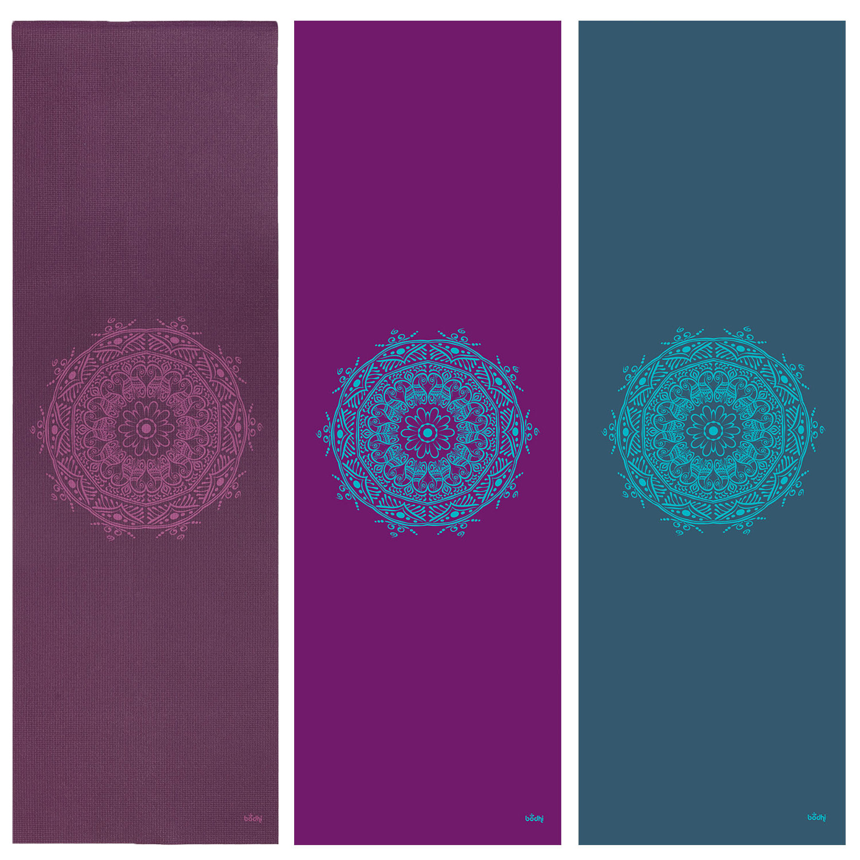 Bodynova Design Yogamatte Mandala The Leela Collection