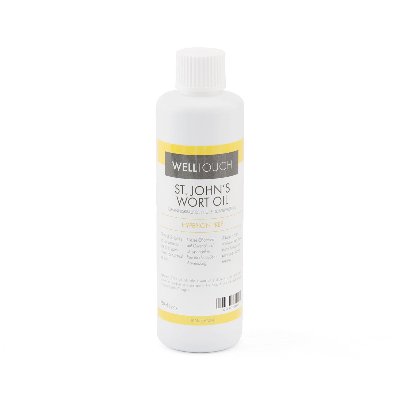 St  John's Wort oil - hypericin-free, 250 ml, WellTouch