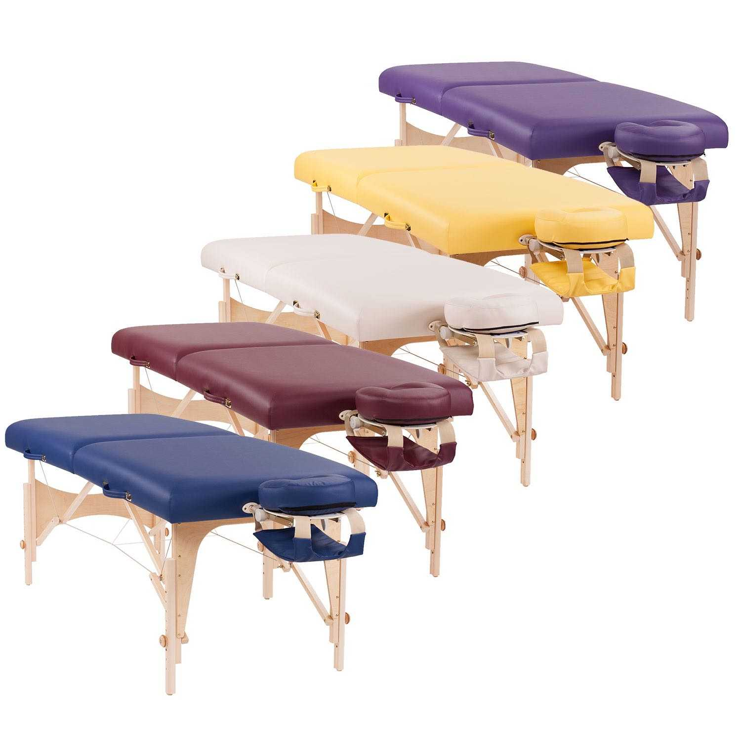 massage table sheets purple fold portable massage table facial spa bed w comphy sheets. Black Bedroom Furniture Sets. Home Design Ideas