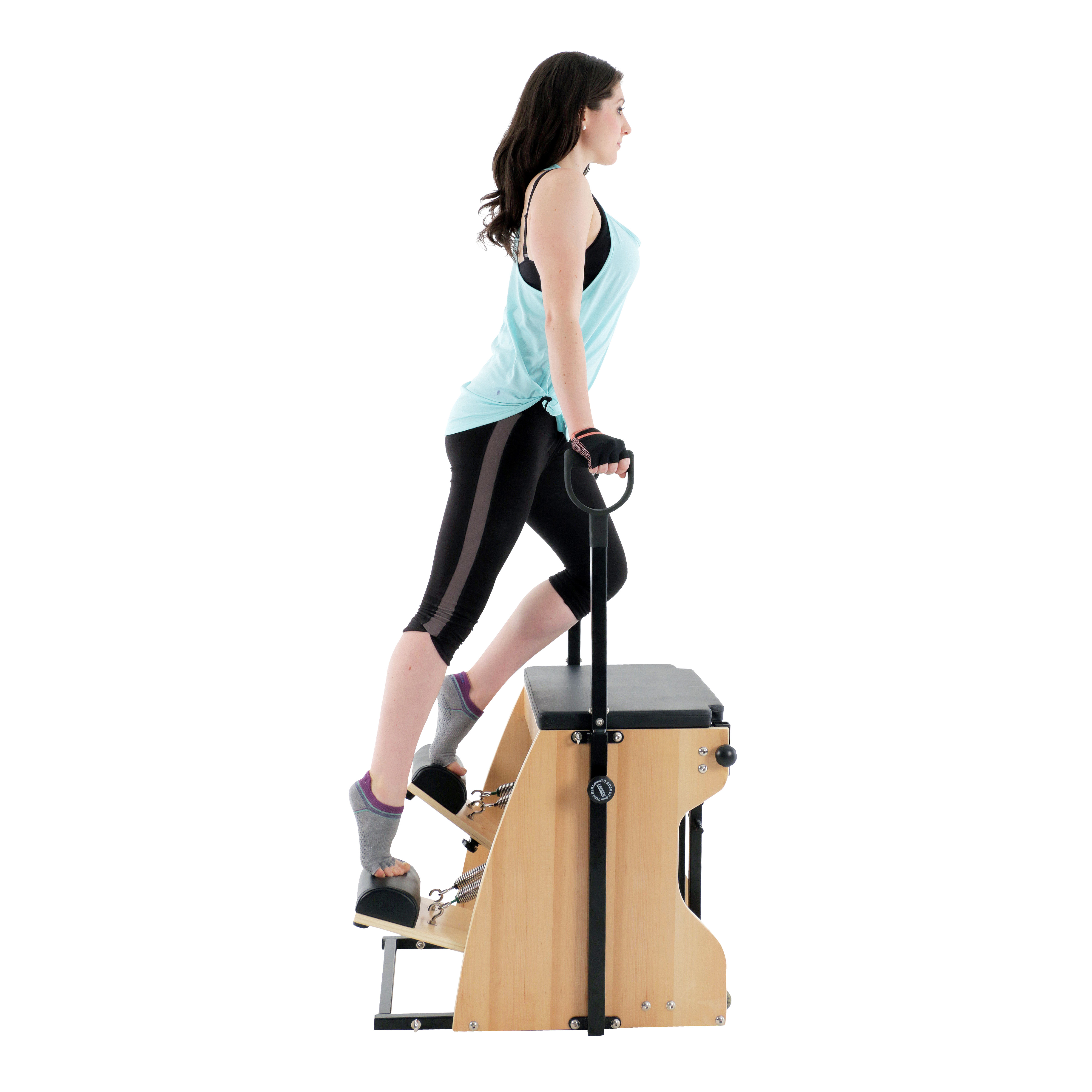 Buy Pilates Combo Chair Online: Align Pilates Combo Chair II, Flat Pack