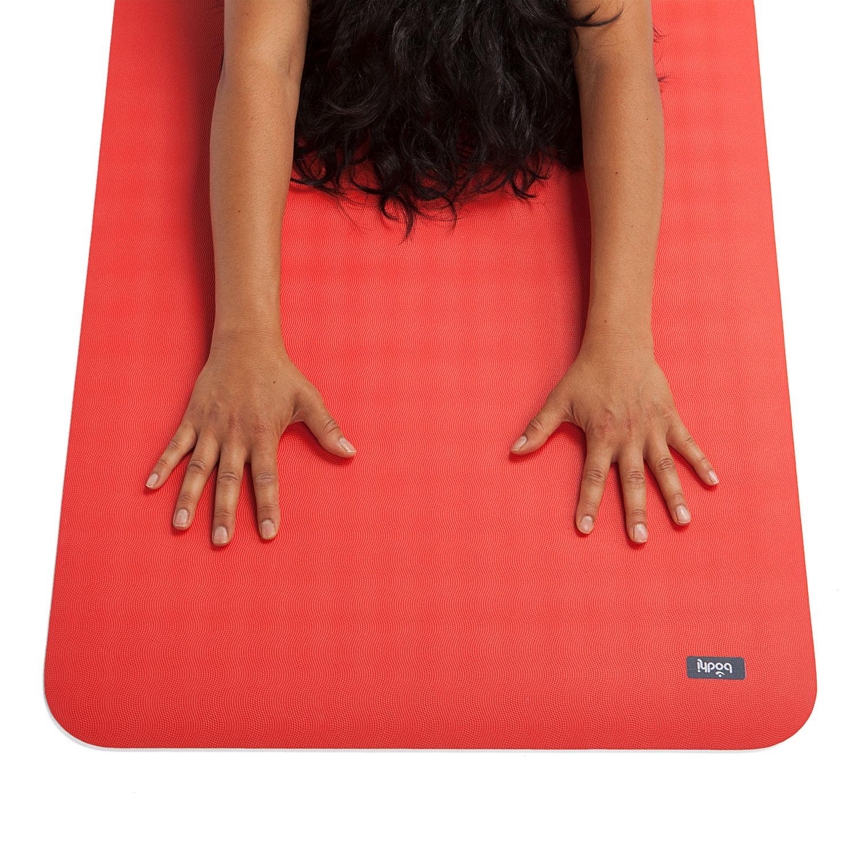Bodynova Naturkautschuk Yogamatte Ecopro Yogamatten