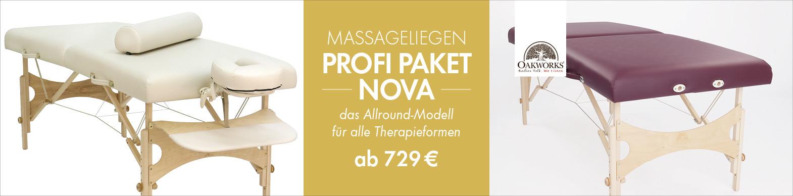 Massageliegen- und Stühle | 2 | NOVA