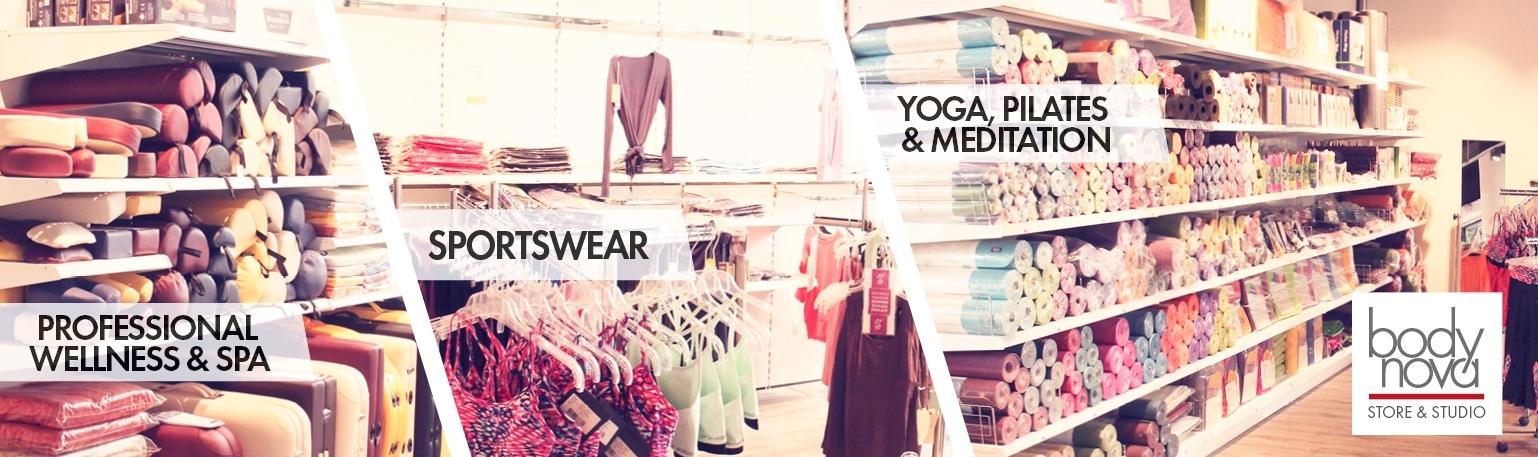 Store Yogastudio Ladenlokal Köln Braunsfeld Bodynova
